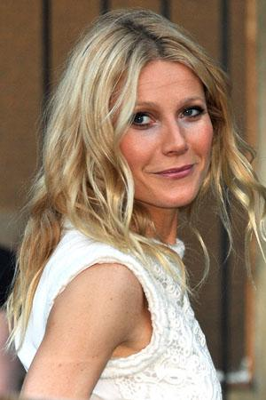 Gwyneth Paltrow's tweet about being onstage