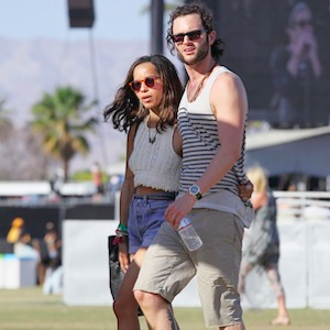 Are Zoë Kravitz and Penn Badgley