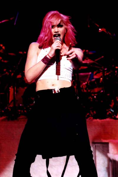 Gwen Stefani early days