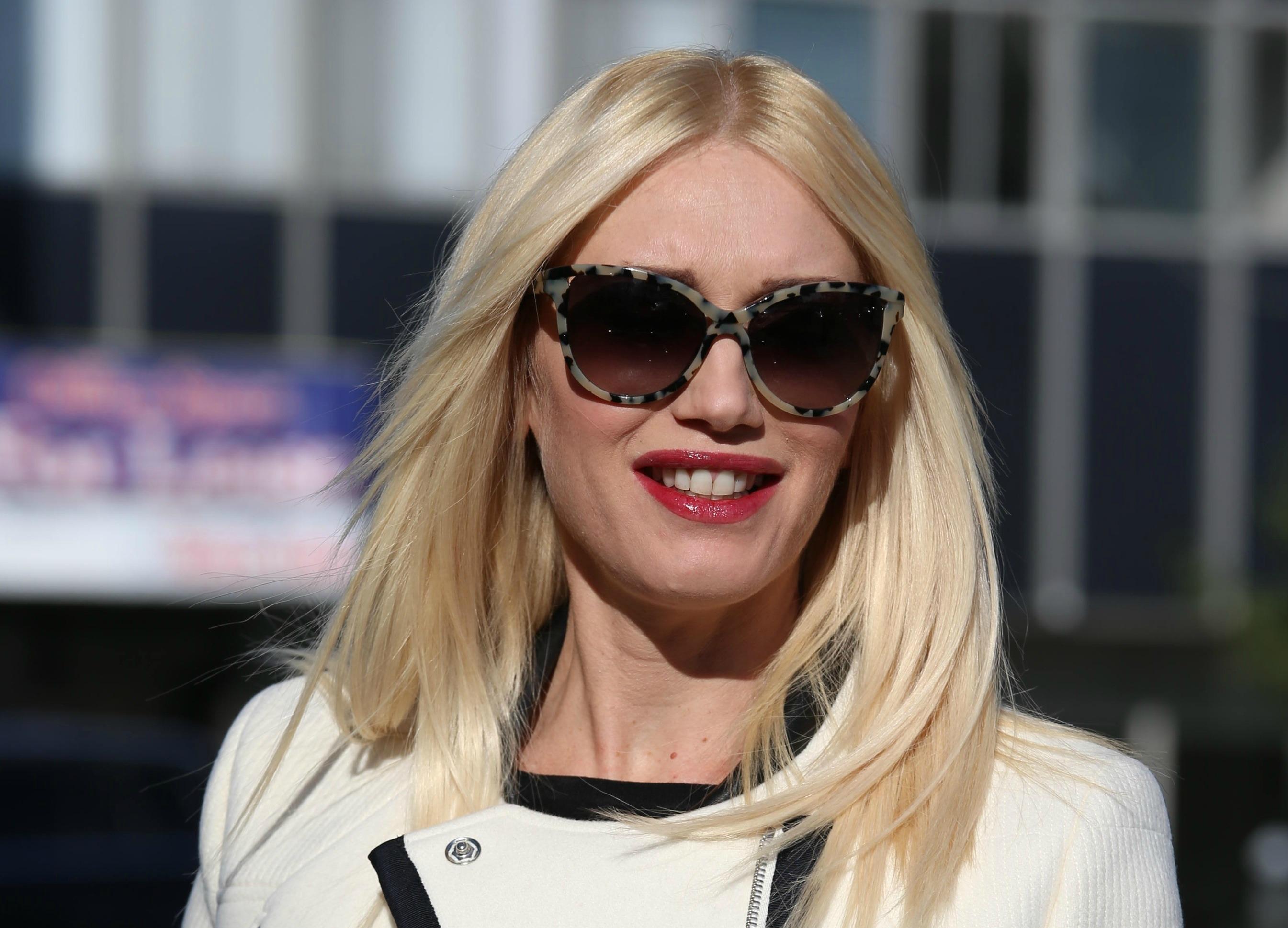 Gwen Stefani replacing Christina Aguilera as The Voice judge