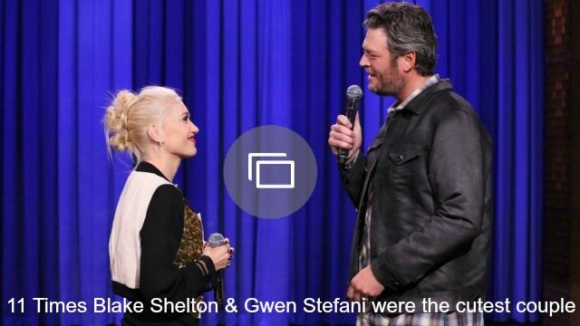 Gwen and Blake slideshow