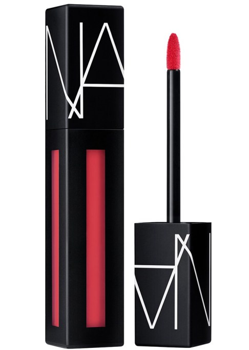 NARS's Powermatte Liquid Lipstick: NARS Powermatte Lip Pigment in Low Rider | 2017 Makeup trends