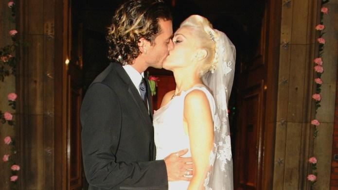 16 throwback celebrity wedding photos for