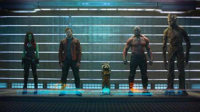 Guardians of the Galaxy is getting
