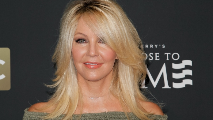 Heather Locklear attends the Screening of