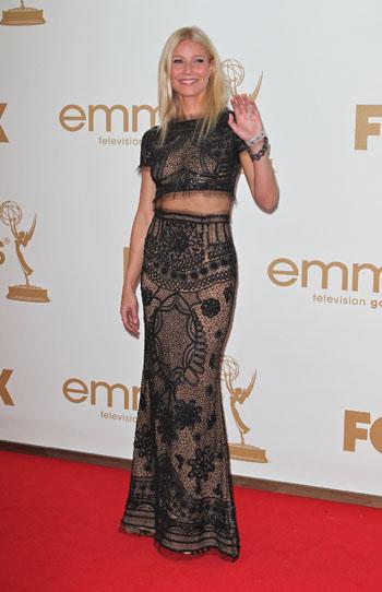 Gwyneth Paltrow at the Emmys