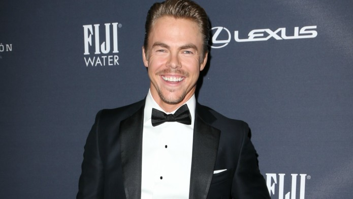 Derek Hough has a new gig