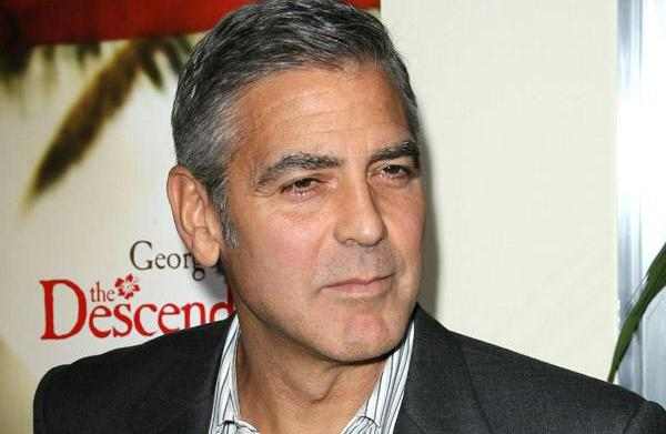 George Clooney will win two Oscars