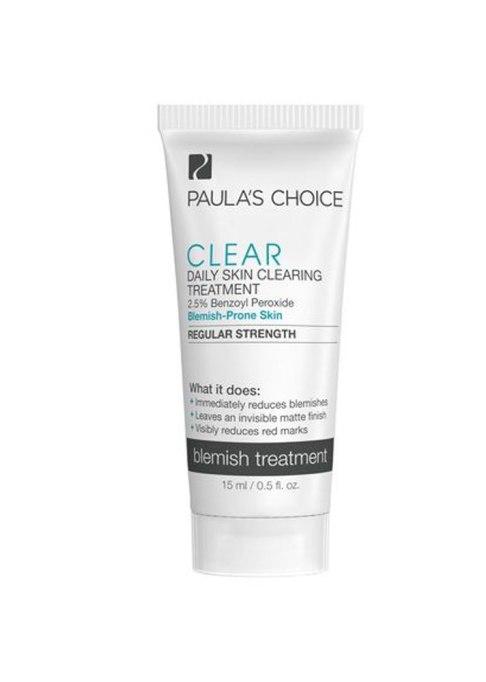 Paula's Choice Clear Regular Strength Daily Skin Clearing Treatment