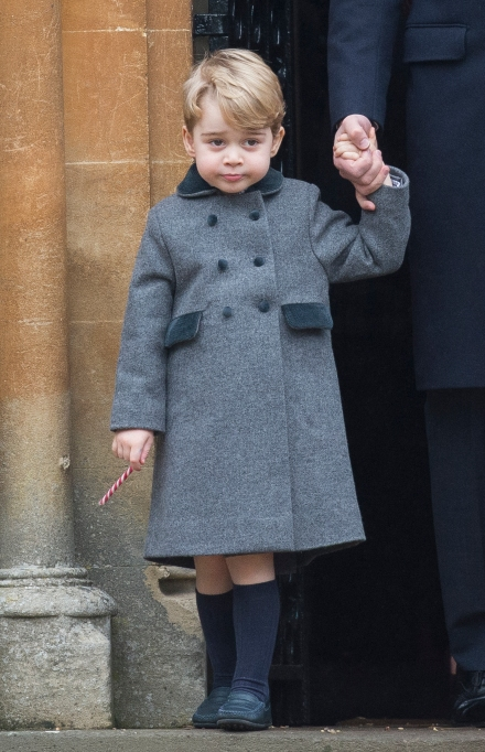 Celebrity Babies Born in July: Prince George
