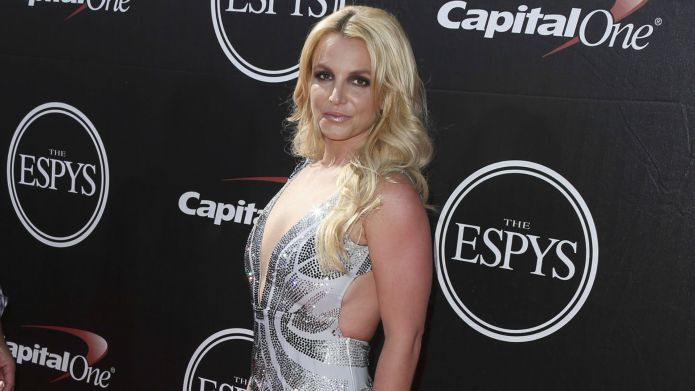 Britney Spears is still dealing with