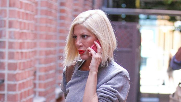 Tori Spelling might be Hollywood's first