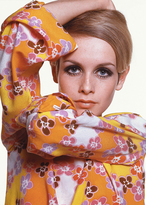 Most Iconic Hairstyles of All Time | Twiggy