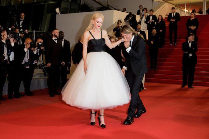 Keith Urban & Nicole Kidman at the Met Gala
