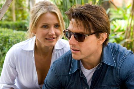 Tom Cruise: Knight and Day rides