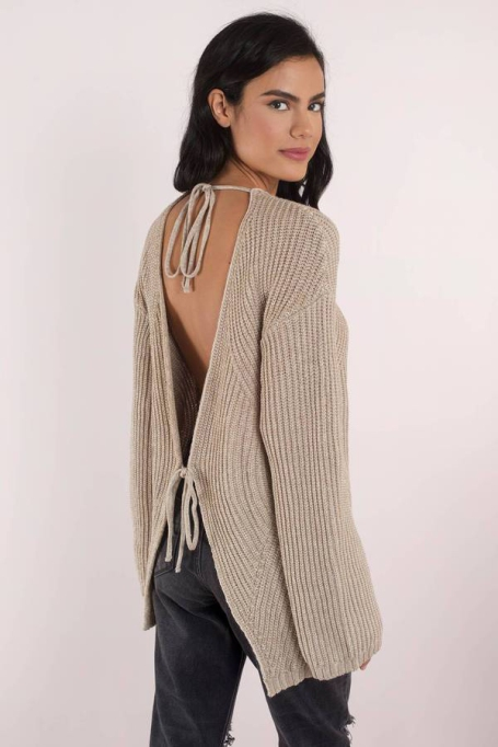 Cozy Sweaters For Under $100: Emma Toast Sweater | Fall Fashion 2017