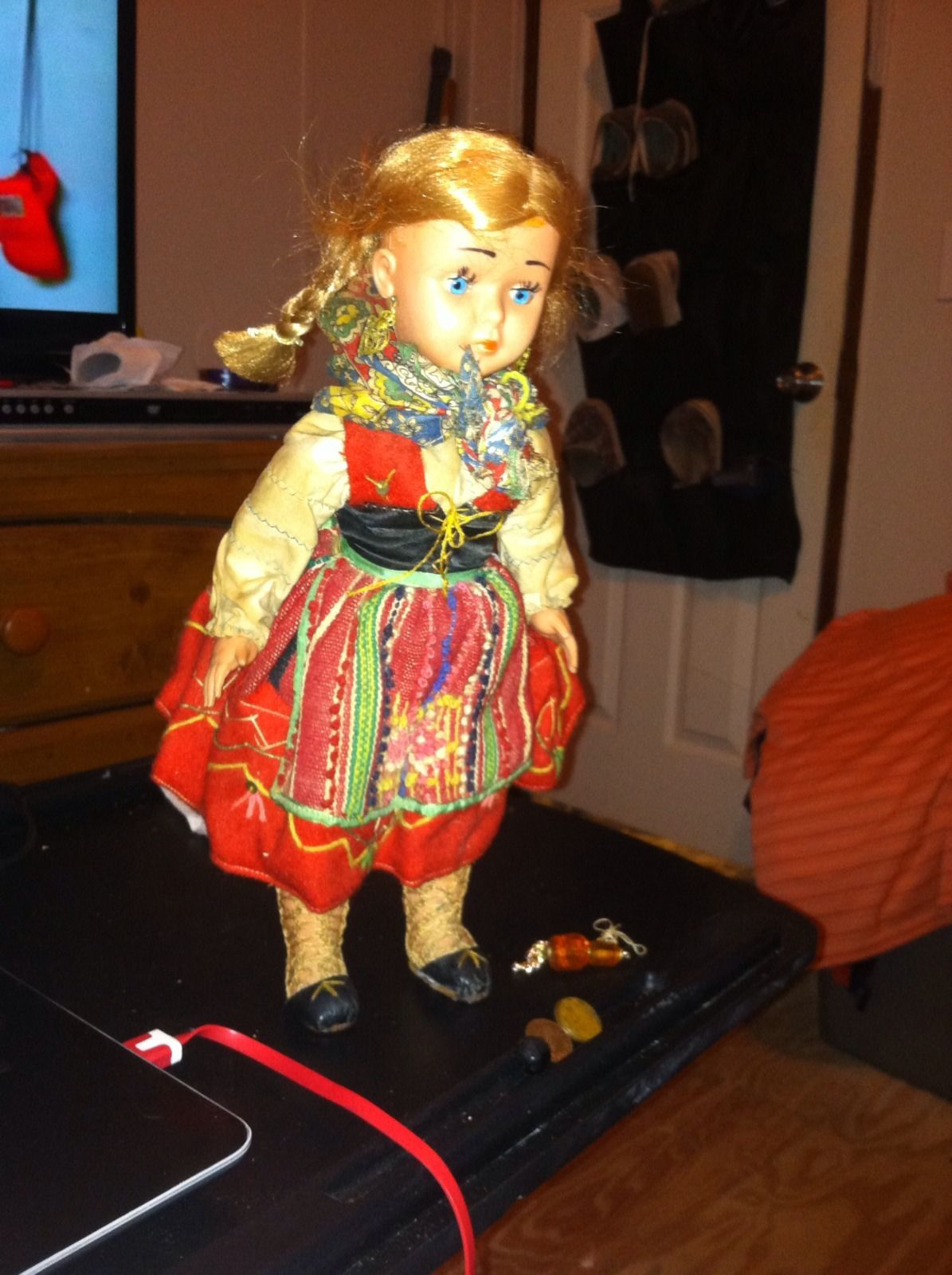 Gypsy wish doll