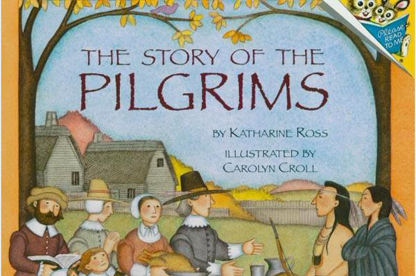 Best childrens book about thanksgiving