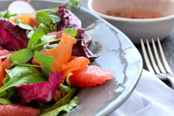 Hearty dinner salads