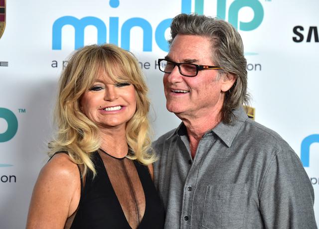 Celebrity Couple Love Stories: Kurt Russell & Goldie Hawn