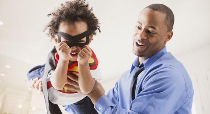Superhero Baby Names For Any Comic