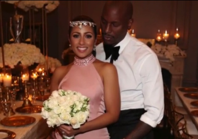 Celebrities who got married in 2017: Tyrese Gibson & Samantha Lee
