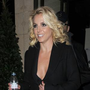 VIDEO: Britney Spears' close call with