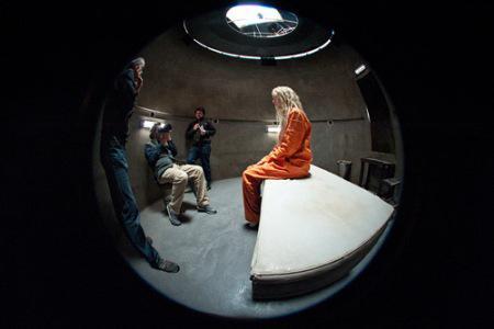 Joe Wright dishes directing Hanna