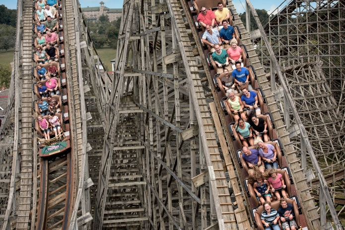 The ultimate roller coaster bucket list