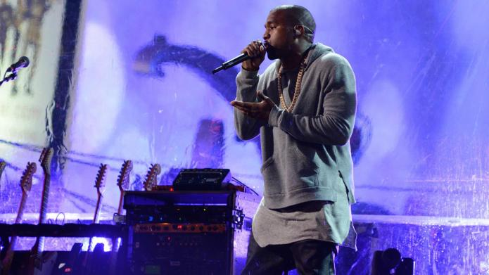 Kanye West has a surprising musical