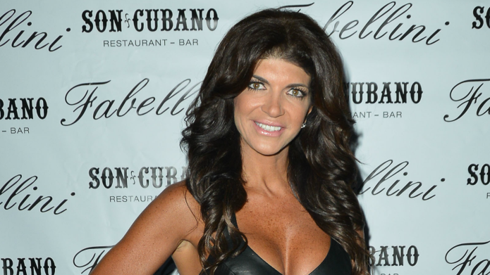 Teresa Giudice got a holiday surprise