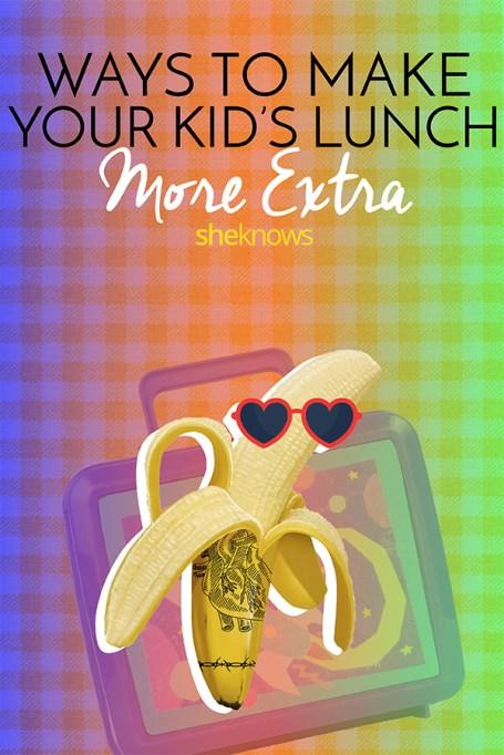 Fancy Lunch Box Hacks for Kids: Pin it!
