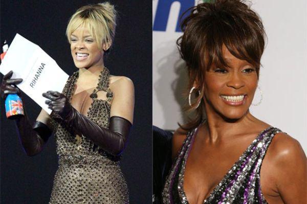 Report: Rihanna up for Whitney Houston