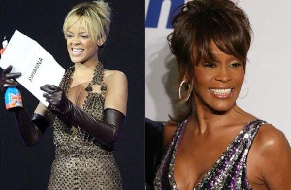 Report: Rihanna up for Whitney Houston