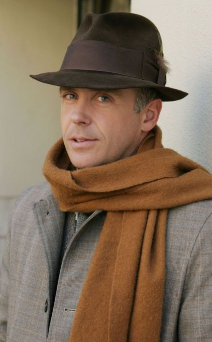 David Eigenberg on 'NCIS'