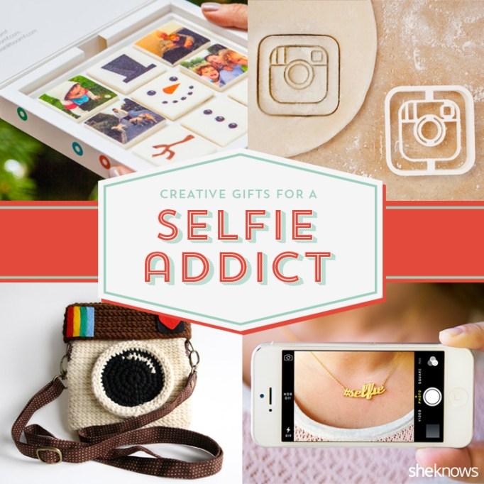 Selfie gift ideas