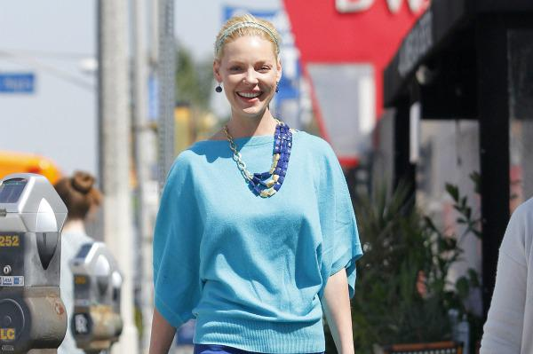 Daily celebrity buzz for April 25,