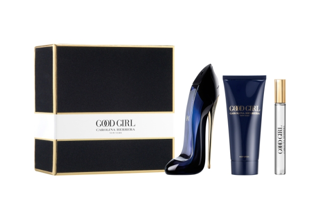 Beauty Products That Will Sell Out Fast This Holiday Season | Carolina Herrera 3 Pc. Good Girl Gift Set