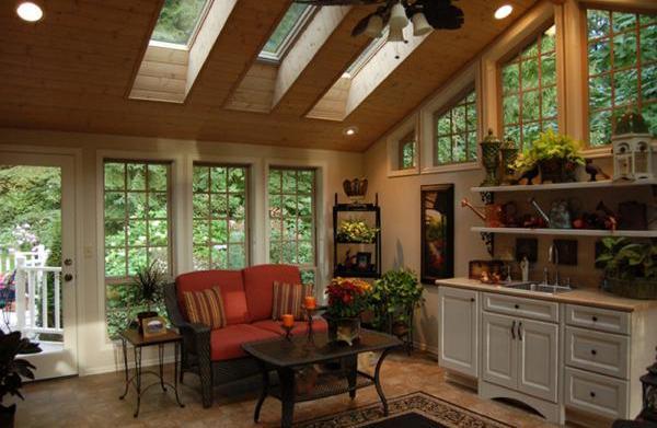 Create the perfect garden room