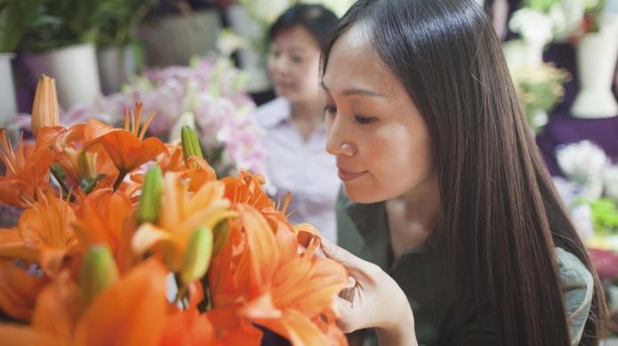 Everyday inspiration: Buy flowers