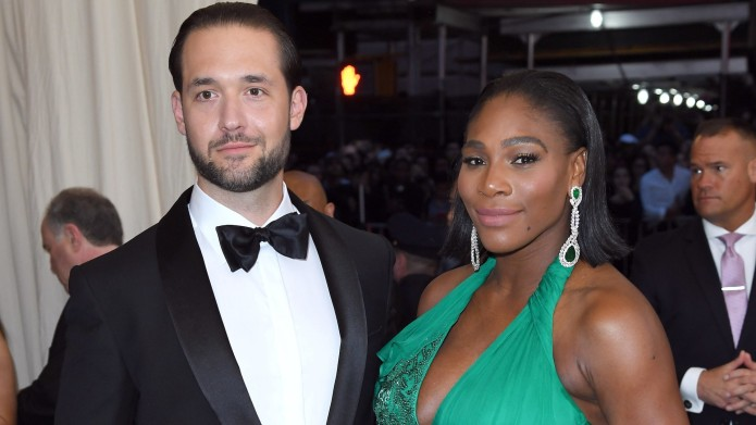 Pregnant Serena Williams Poses Nude, Talks
