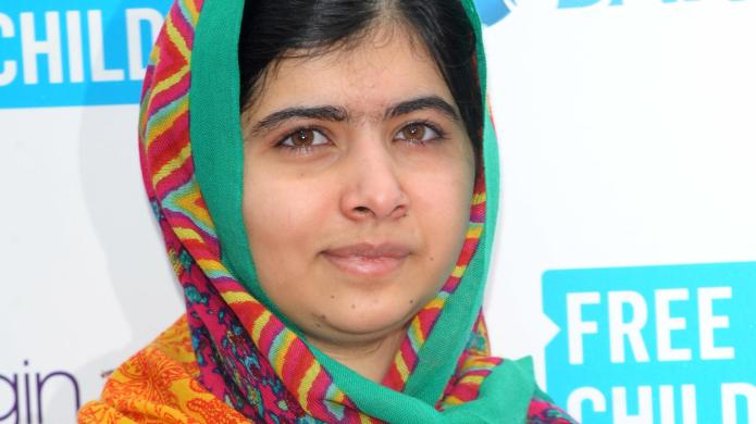 Malala Yousafzai is the youngest person