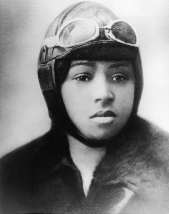 Bessie Coleman headshot