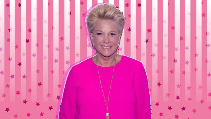 Joan Lunden Wants You to Be