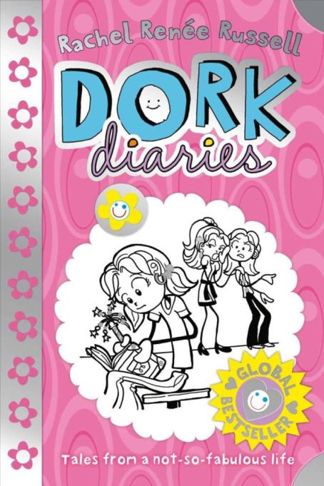 Books for girls: Dork Diaries 1: Tales from a Not-So-Fabulous Life
