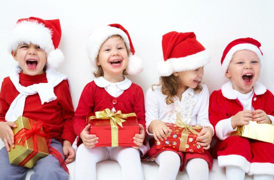 Top Christmas party songs for kids