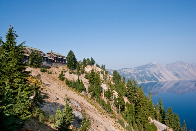 Crater Lake National Park Lodge