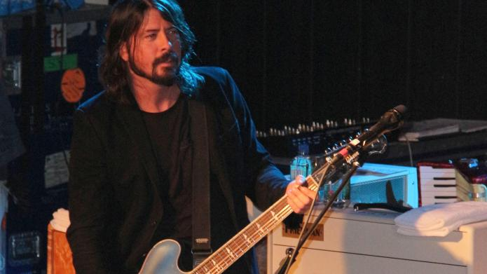 Rockin' news: Foo Fighters' Dave Grohl