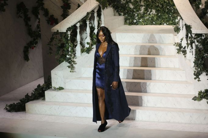 Celebs at NYFW 2017: Naomi Campbell