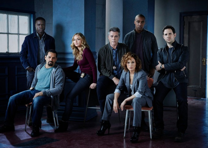 Cast of Shades of Blue